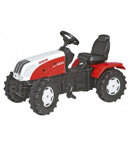 Traktors ar pedāļiem Rolly Toys rollyFarmtrac Steyr 6240 CVT 035304