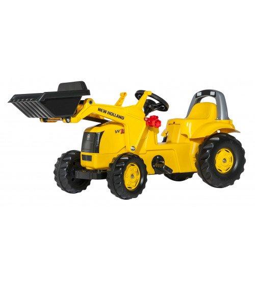 Traktors ar pedāļiem Rolly Toys rollyKid New Holland 025053