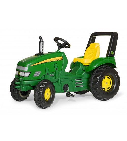Traktors ar pedāļiem Rolly Toys rollyX-Trac John Deere 035632