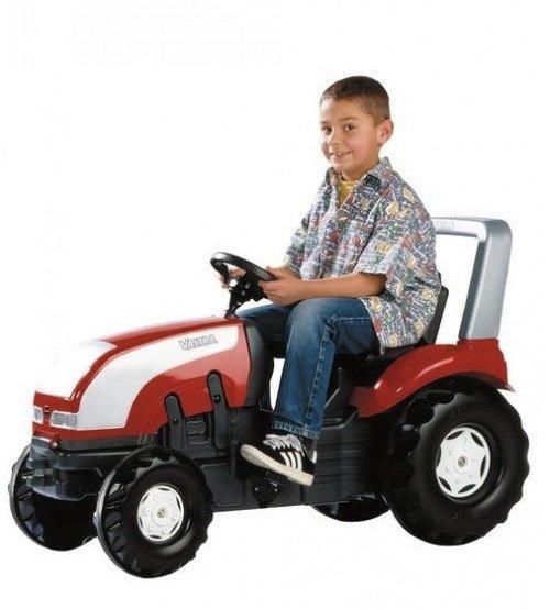Traktors ar pedāļiem Rolly Toys rollyX-Trac Valtra 036882