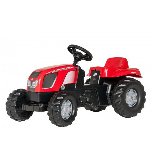 Traktors ar pedāļiem rollyKid Zetor Fortera 135 (2,5-5 gadiem) Vācija 012152