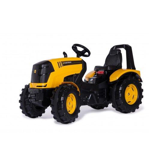 Traktors ar pedāļiem rollyX-Trac Premium JCB 640102 (3-10 gadiem) Vācija