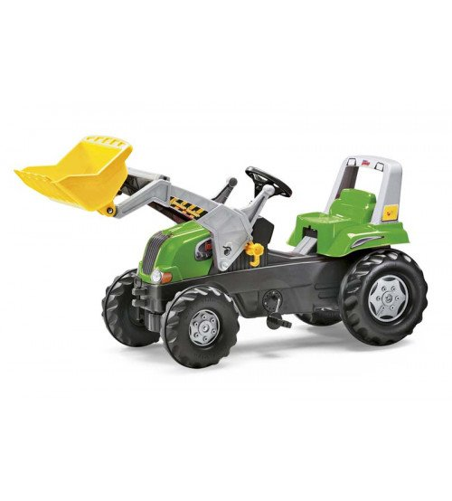 Traktors ar pedāļiem un kausi Rolly Toys rollyJunior RT (3-8 gadiem) 811465