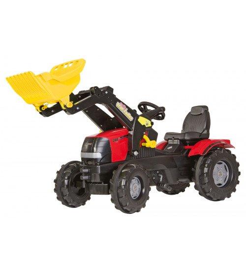 Traktors ar pedāļiem un kausu Rolly Toys rollyFarmtrac Case Puma CVX 240 611065