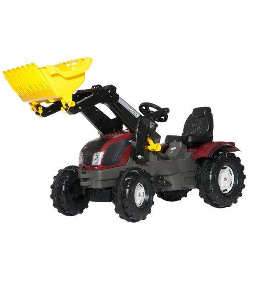 Traktors ar pedāļiem un kausu Rolly Toys rollyFarmtrac Valtra T213 (3 - 8 gadiem ) 611157