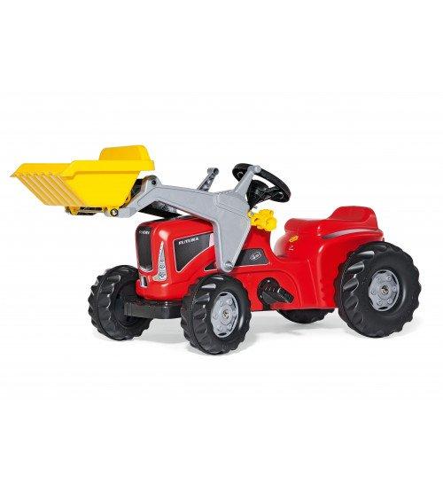 Traktors ar pedāļiem un kausu Rolly Toys rollyKiddy Futura (2,5-5 gadiem ) 630059
