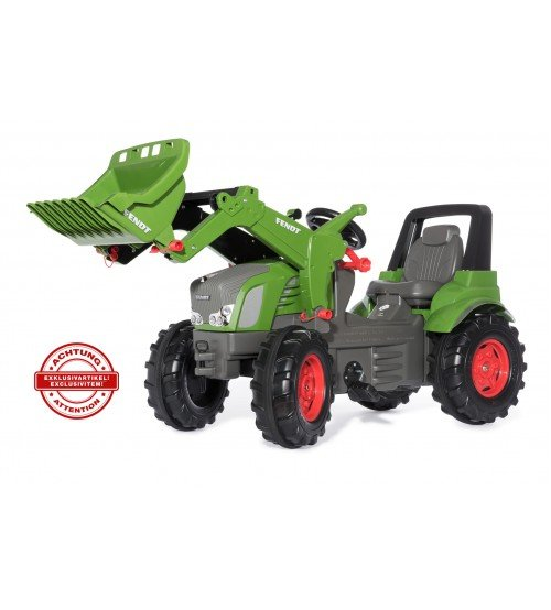 Traktors ar pedāļiem un kausu RollyFarmtrac Fendt Vario 939 710263