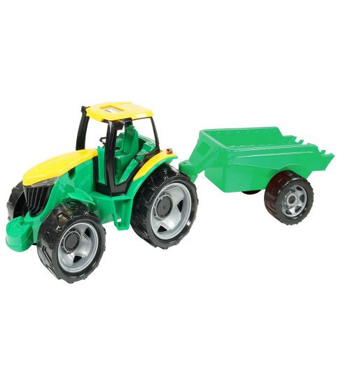 Traktors ar piekabi Lena L02122