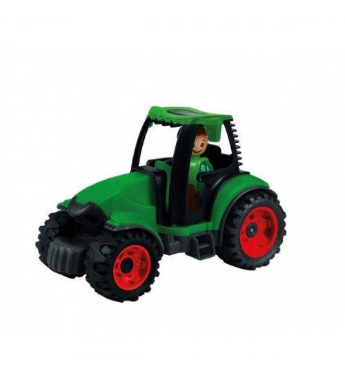Traktors Lena Truckies L01624 17 cm (kastē)