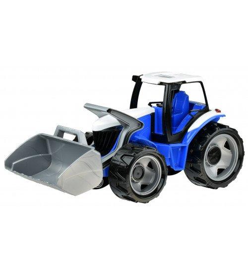 Traktors zilā krāsa LENA MAXI (kastē) L02055Z