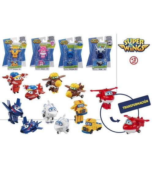 Transformers Super Wings CB43950