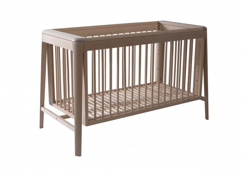 TROLL Arya Whitewash Bērnu gulta COT-AY0585