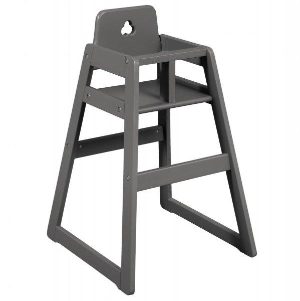 TROLL Marita Koka barošanas krēsliņš Grey HGC-MR0002