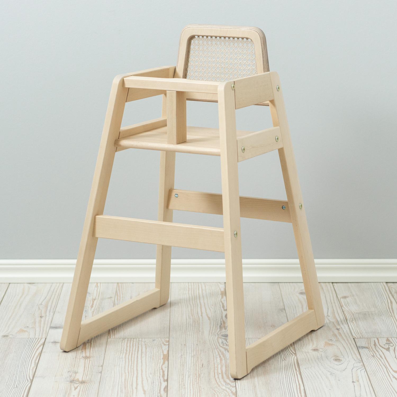 TROLL Rattan Koka barošanas krēsliņš Wax HGC-RT0608-WAX