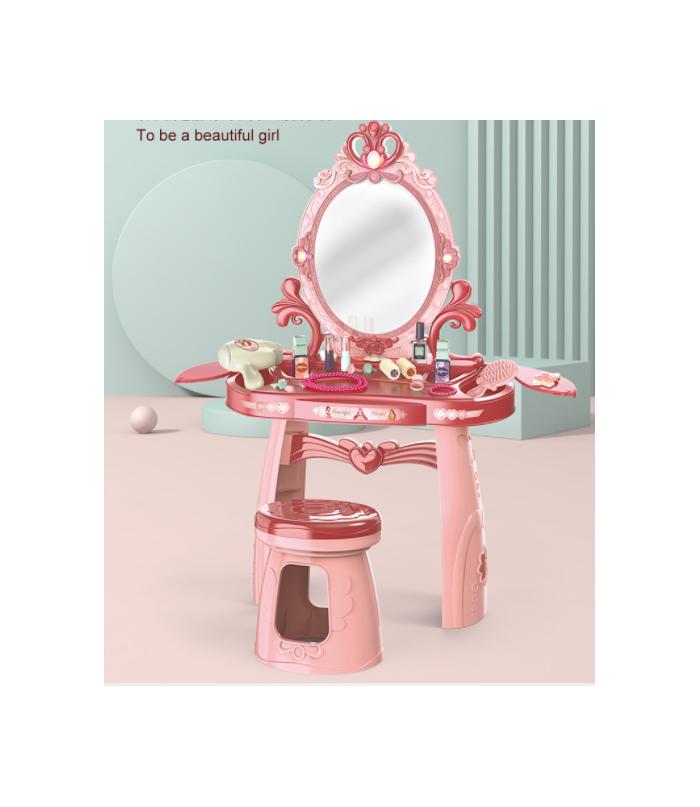 Tualetes galdiņš meitenei