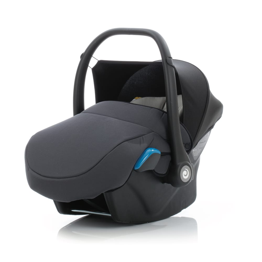 TUTIS Aero Ebony Bērnu autosēdeklis 0-13 kg (ar kāju pārvalku)