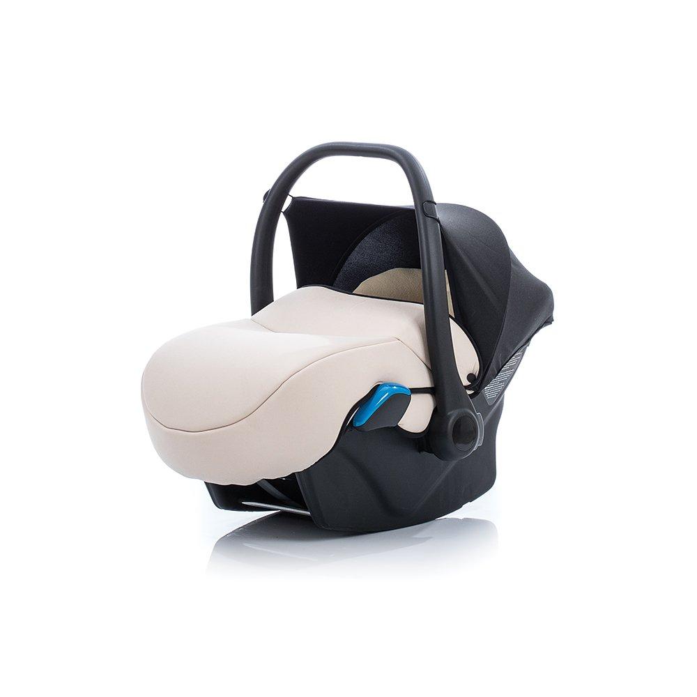TUTIS Aero Grey Bērnu autosēdeklis 0-13 kg (ar kāju pārvalku)