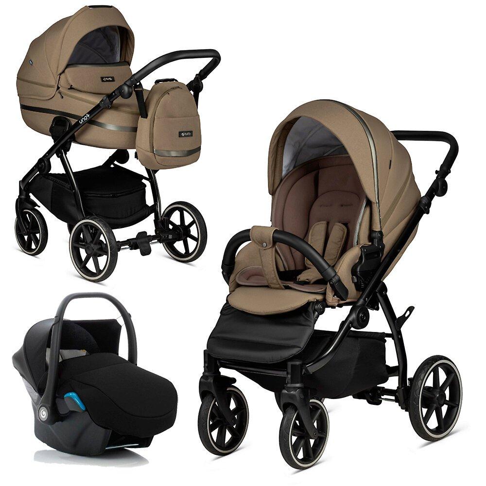 Tutis Uno 3 Plus Bacio 192 Bērnu rati 3in1