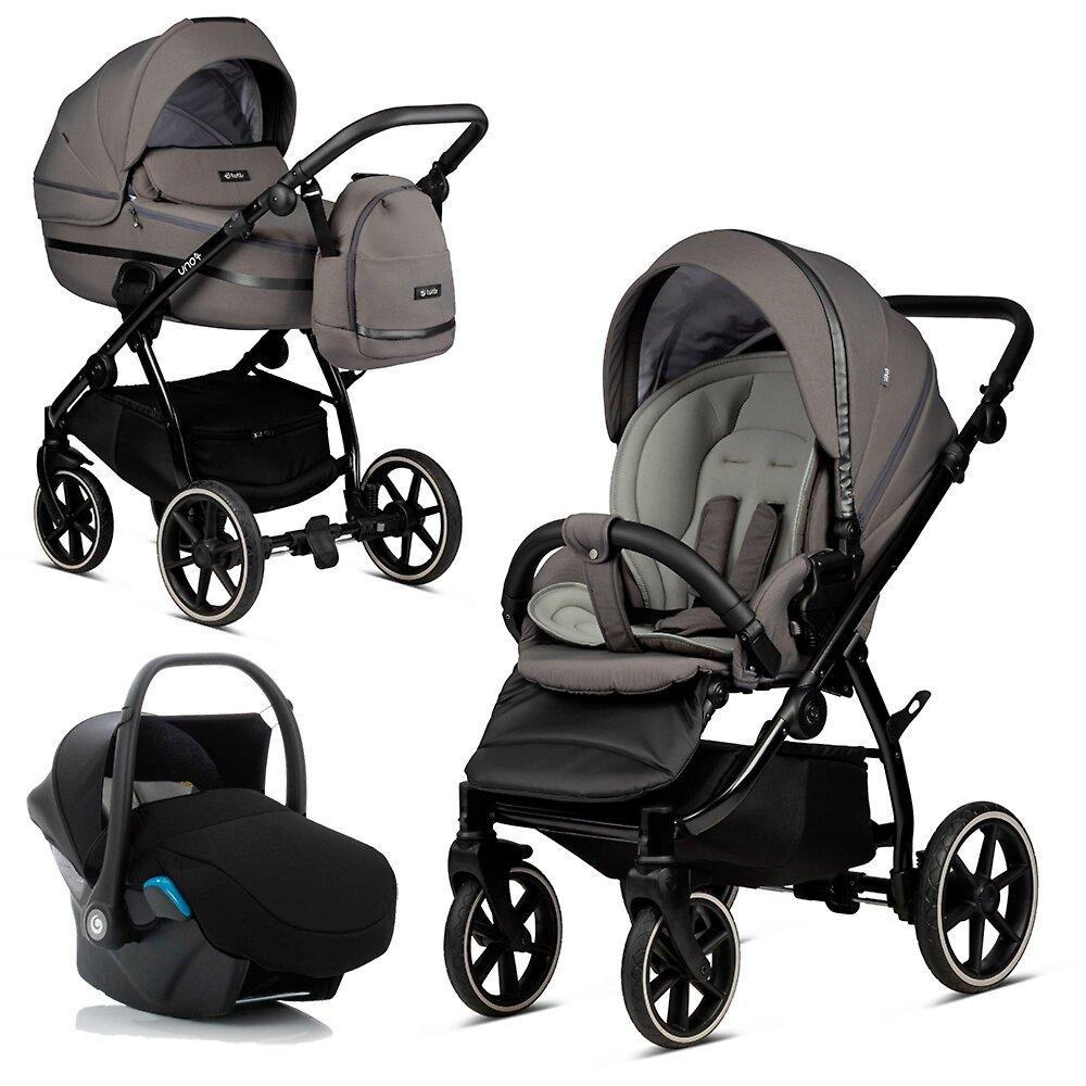 Tutis Uno 3 Plus Canella 145 Bērnu rati 3in1