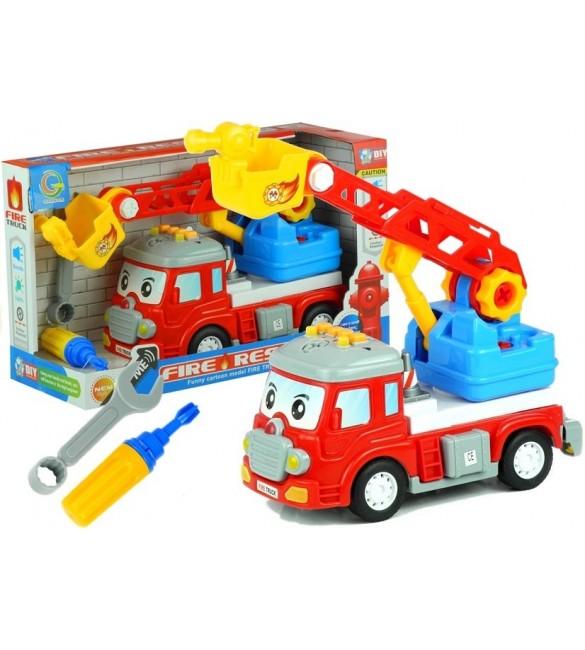 Ugunsdzēsēju mašīna saskrūvēšanai 74926