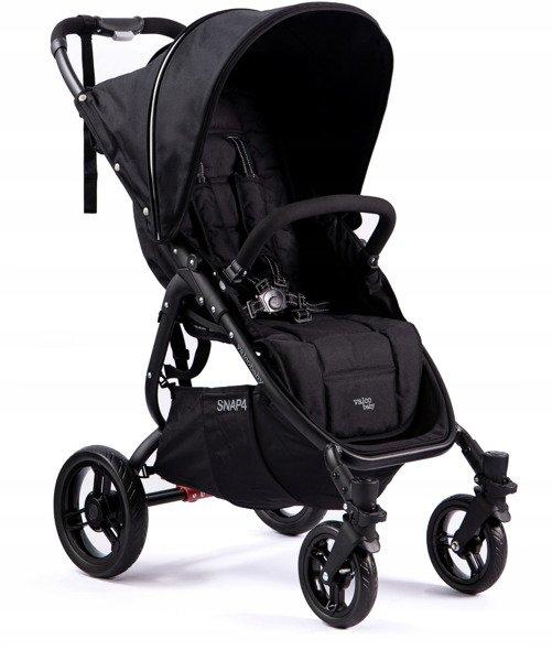Valco Baby Snap 4 Coal Black Sporta rati