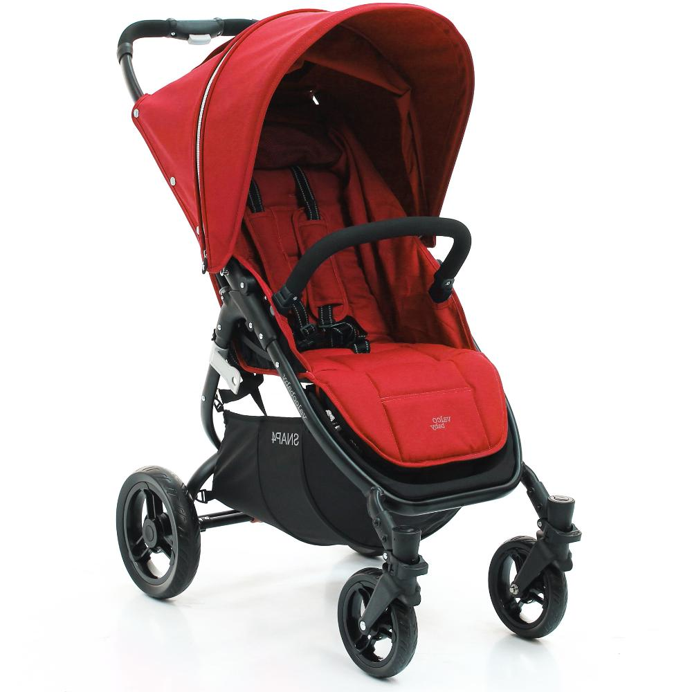 Valco Baby Snap 4 Fire Red Sporta rati
