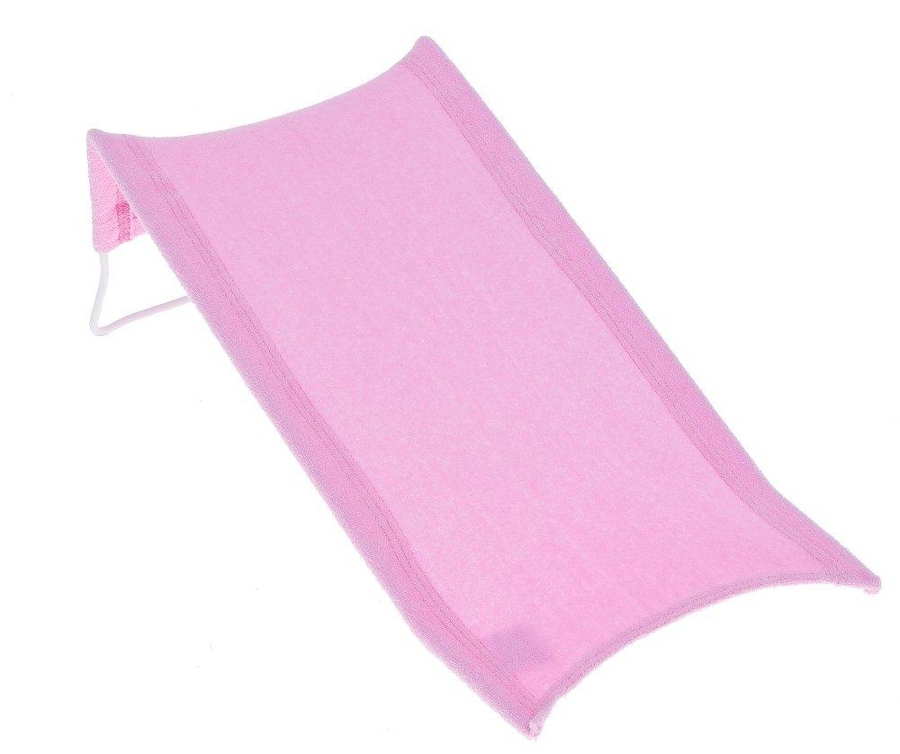 Vannas ieliktnis bērna mazgāšanai Frotē TegaBaby light pink DM-015
