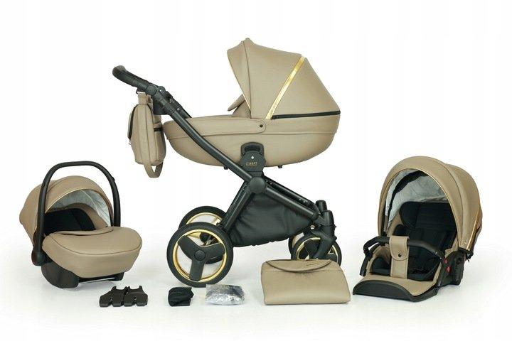 Verdi Mirage Soft 3in1 col. 1 Bērnu ratiņi 3 in 1