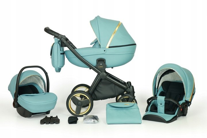 Verdi Mirage Soft 3in1 col. 2 Bērnu ratiņi 3 in 1