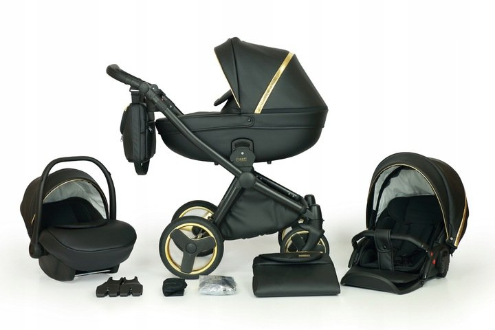 Verdi Mirage Soft 3in1 col. 3 Bērnu ratiņi 3 in 1