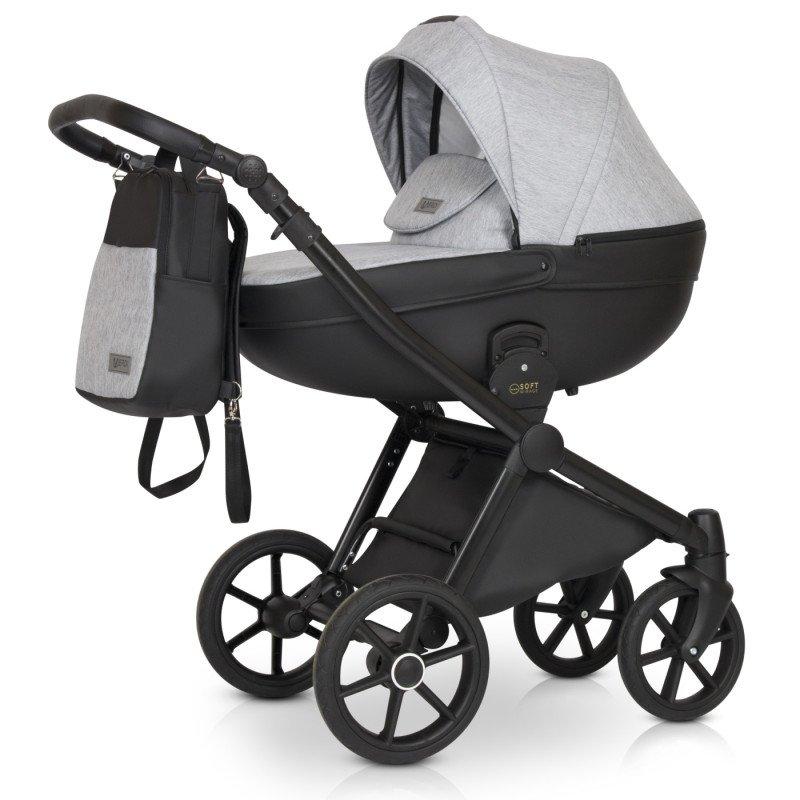 Verdi Mirage Soft 3in1 col. 4 Bērnu ratiņi 3 in 1