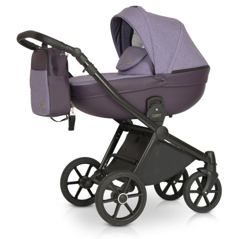 Verdi Mirage Soft 3in1 col. 7 Bērnu ratiņi 3 in 1