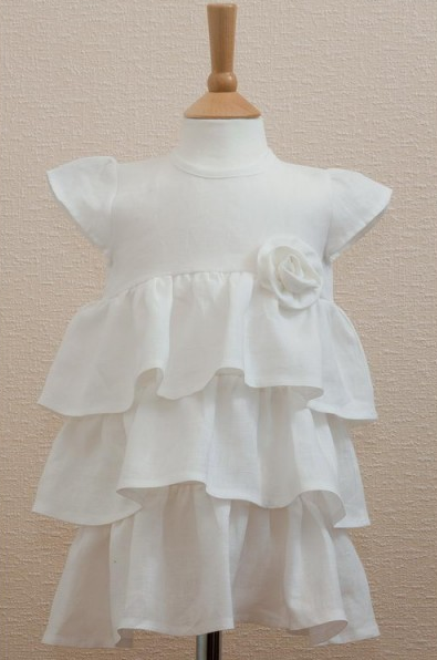 Vilaurita Kristību kleita