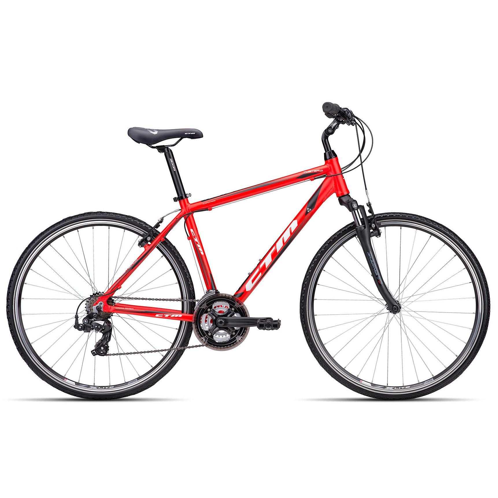 """Vīriešu velosipēds CTM Tour Twister 1.0 28"""""""