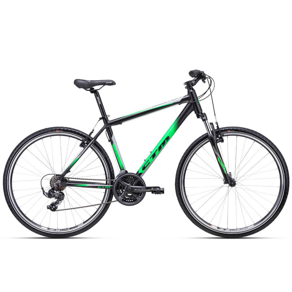 """Vīriešu velosipēds CTM Twister 1.0 28"""""""