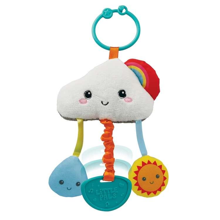 WinFun Cloud Pal Mīksta piekarināmā mīkstā rotaļlieta