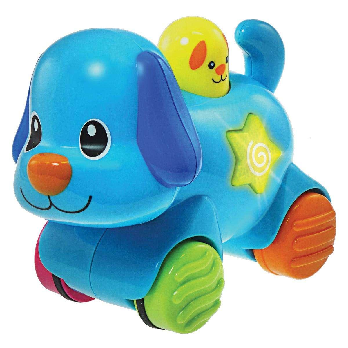 Winfun Go Pet Puppy Rotaļlieta muzikālā kucēns