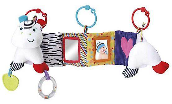 WinFun Mīksta grāmatiņa Zebra