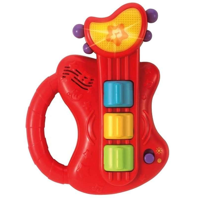 WinFun Musical Guitar Mūzikalā rotaļlieta Ģitāra