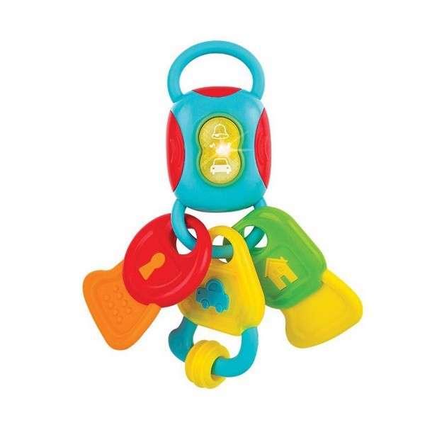 WinFun Sound Keys Mūzikalā rotaļlieta ratiem