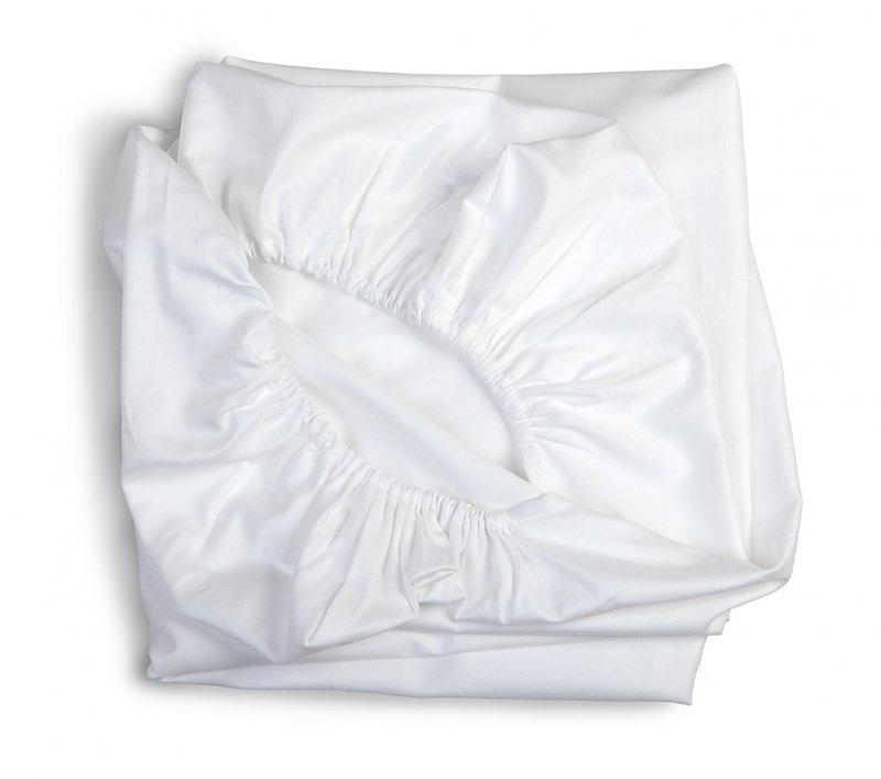 YappyKids Cotton Lux Satīna palags ar gumiju 60x120 cm