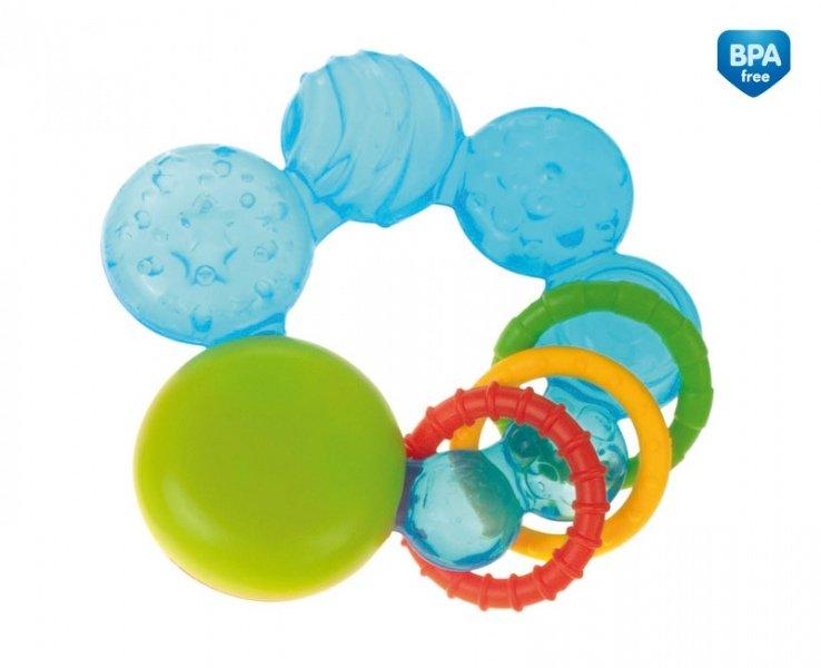 Zobu riņķis-masētājs Canpol Bubbles 132