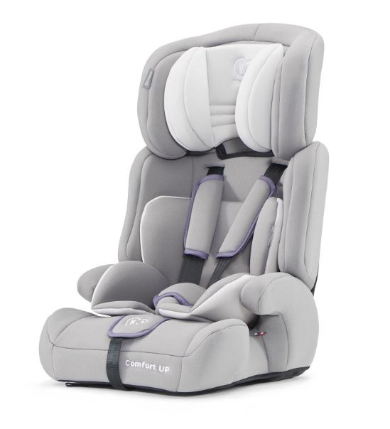 KinderKraft Comfort Up Grey Autosēdeklītis 9-36 kg