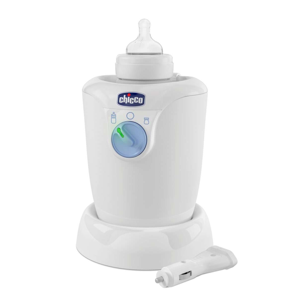 Chicco home travel bottle warmer 07388 Pudelīšu sildītājs