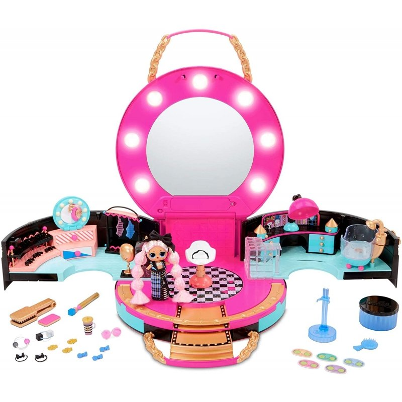 LOL Surprise Hair Salon Playset + 50 Surprises